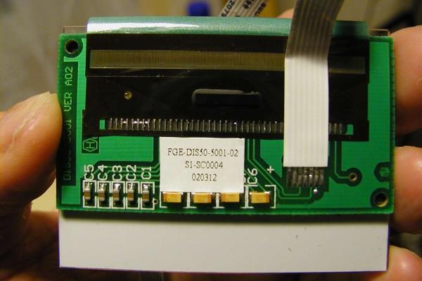 COF EVO LCD